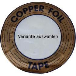 Kupferfolie in verschiedenen Größen