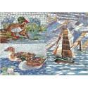 Mosaik Schablonen